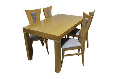 madryt stół z krzesłami