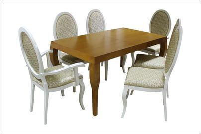 weral stół z krzesłami